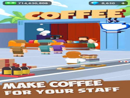Idle Courier Tycoon - 3D Business Manager: Plot of the game