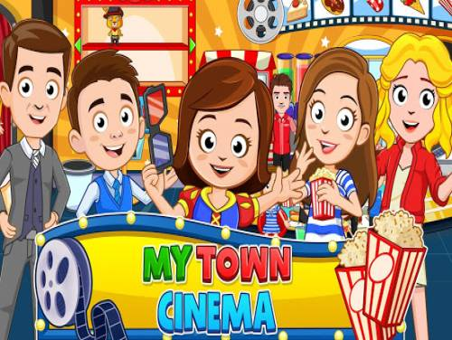 My Town : Cinema: Plot of the game