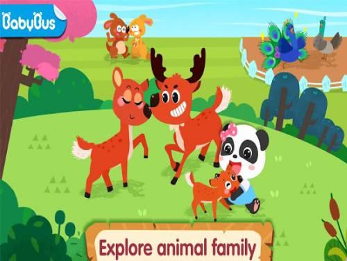Piccolo Panda: Famiglia degli animali: Trama del Gioco