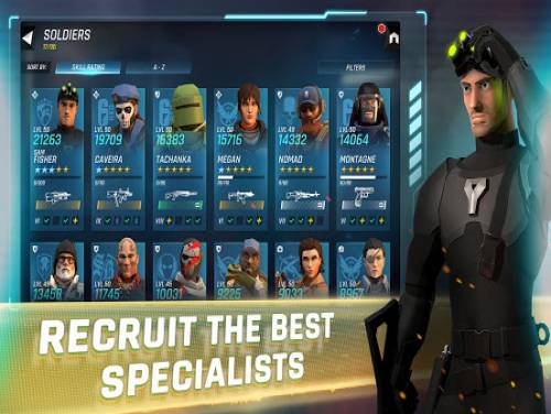 Tom Clancy's Elite Squad - GDR militare: Trame du jeu