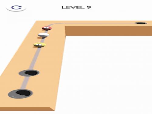 Marble hit 3D - Pool ball hyper casual game: Trame du jeu