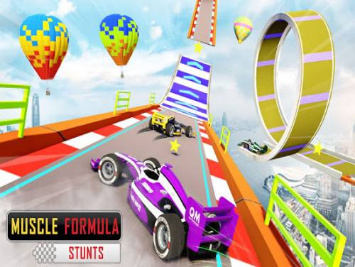 Muscle Formula Stunts - Mega Ramp Stunt Games: Trama del Gioco