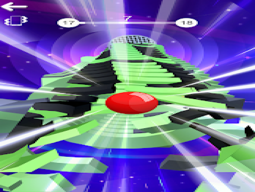 Color Stack Ball 3D: Ball Game run race 3D - Helix: Trama del Gioco