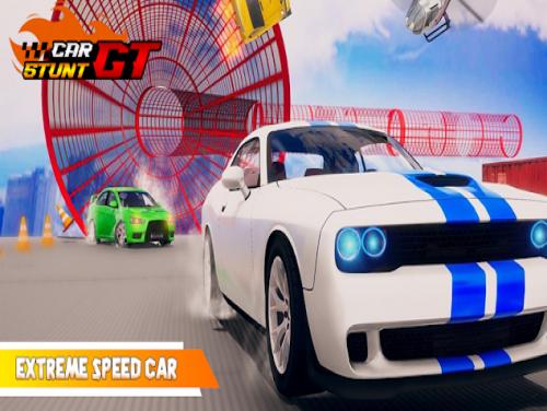 Car Stunt 3D Racing: Mega Ramps: Trama del Gioco