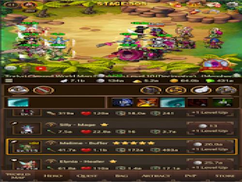 Everybody's RPG: Reborn: Trama del Gioco