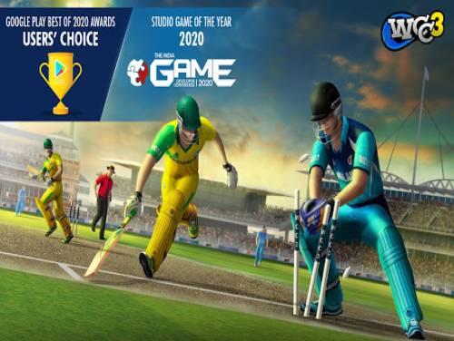 World Cricket Championship 3 - WCC3: Videospiele Grundstück