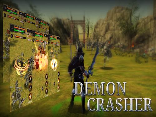 Demon Crasher (VIP): Trama del Gioco