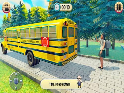 Virtual High School Girl Game- School Simulator 3D: Trama del Gioco