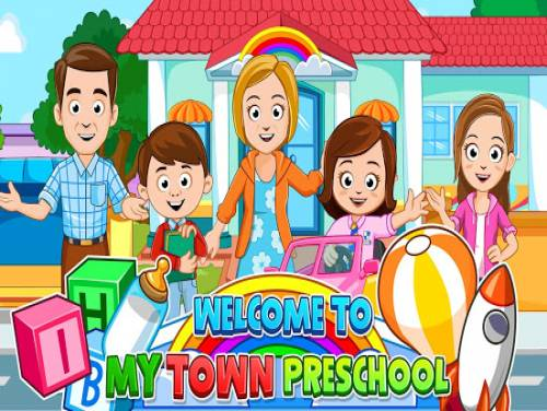 My Town : Preschool: Trama del Gioco