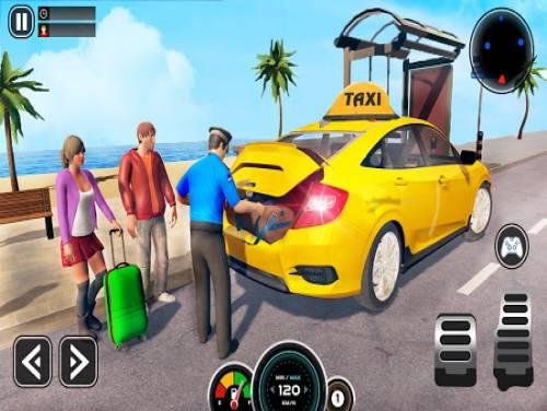 Grand Taxi Simulator : Modern Taxi Games 2020: Trama del juego