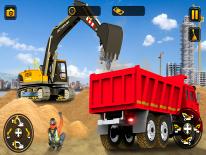 città costruzione sim: carrello elevatore camion: Коды и коды