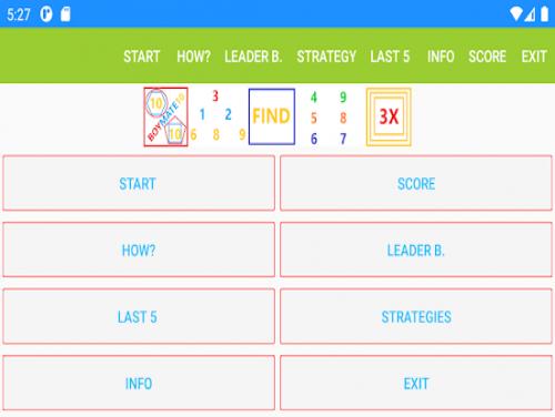 Boymate10 Find 3X - Brain Card Game: Сюжет игры