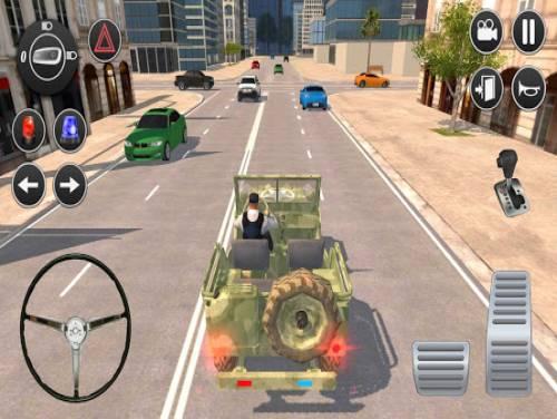 American Police Jeep Driving: Police Games 2020: Trama del Gioco