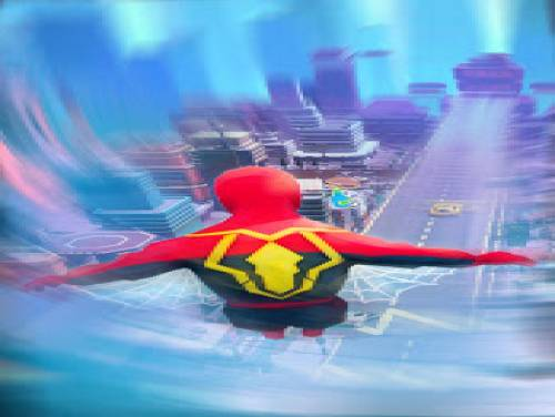 Super Heroes Fly: Sky Dance - Running Game: Trama del Gioco