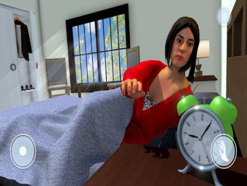 Virtual Mother's Job Simulator: Trama del Gioco