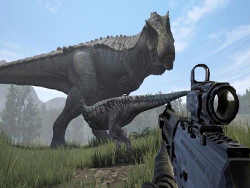 Dino Hunter - Wild Jurassic Hunting Expedition: Trama del Gioco