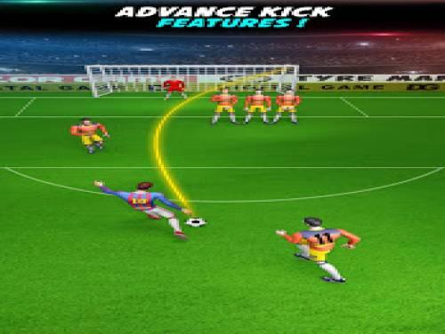 Pazzo Spara Calcio Kicks: Mini Flick Football Game: Enredo do jogo