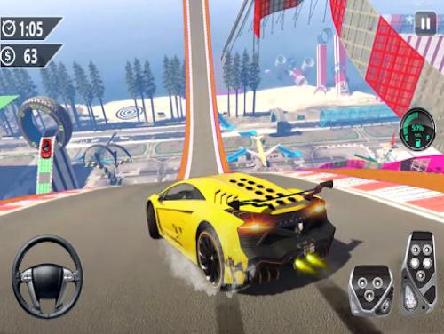 New Car Stunts 3D: Crazy Racing Stunts: Trama del Gioco