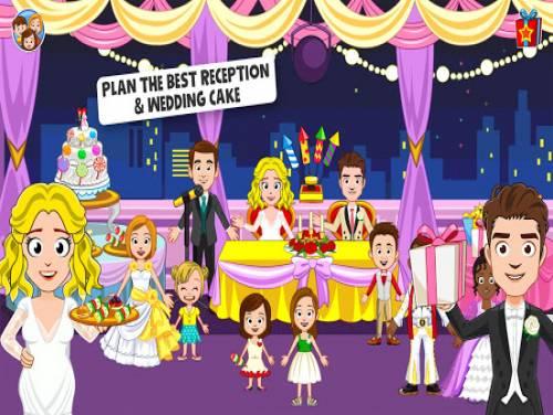My Town : Wedding: Trama del Gioco
