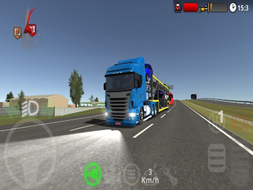 The Road Driver - Truck and Bus Simulator: Plot of the game