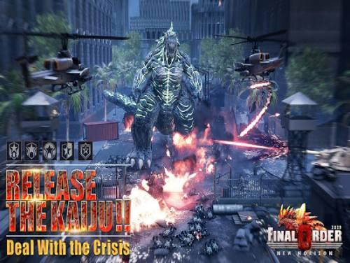 Final Order: Enredo do jogo