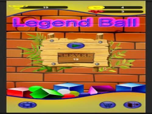 Legend Ball: Trama del Gioco