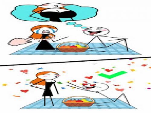 Draw Story: Love the Girl: Trama del Gioco