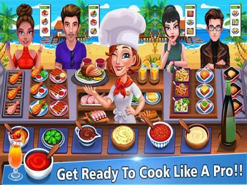 Cooking chef - Food Fever: Trama del Gioco