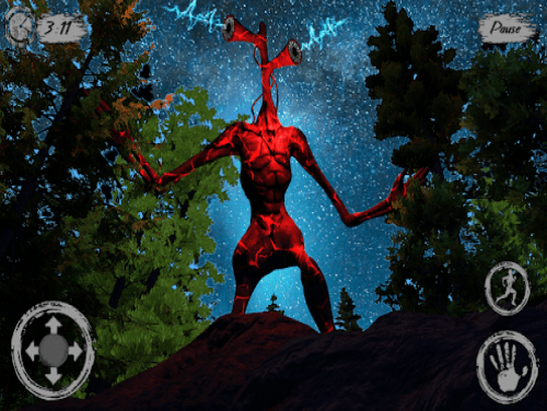 Siren Head Horror Game - Scary Haunted House: Trama del Gioco