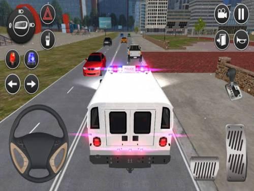 Real US Police Sport Car Game: Police Games 2020: Trama del Gioco