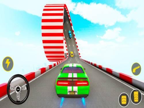 Ultimate Car Stunts - Mega Ramp Stunt Car Games: Trama del Gioco