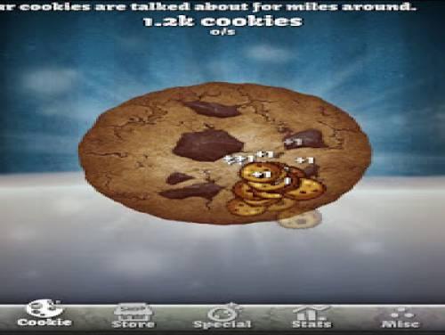 Cookie Clicker: Trama del Gioco