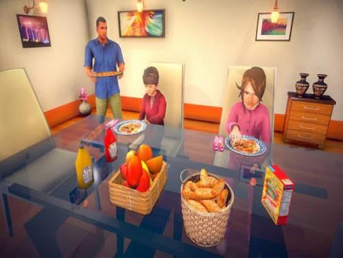 Virtual Family Dad Life- Happy Family Simulator 3d: Trama del Gioco
