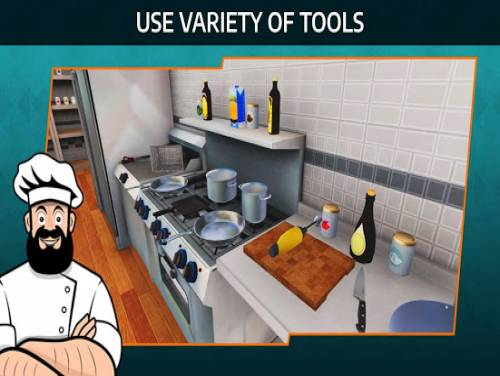 Cooking Simulator Mobile: Kitchen & Cooking Game: Trama del Gioco