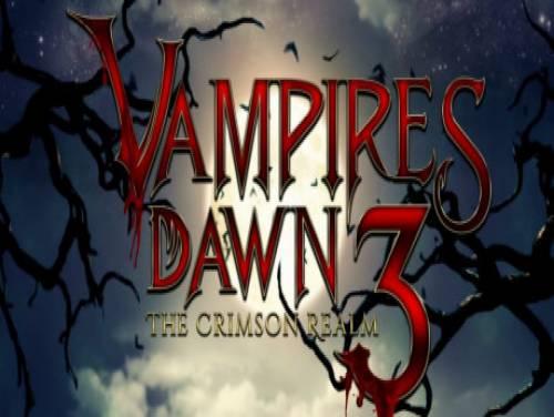 Vampires Dawn 3 - The Crimson Realm: Trama del Gioco