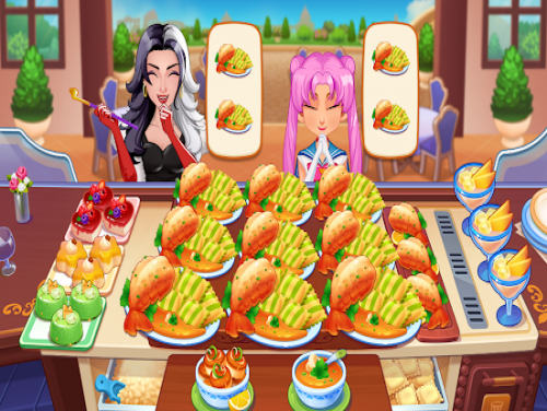 Cooking Master Life :Fever Chef Restaurant Cooking: Trama del Gioco