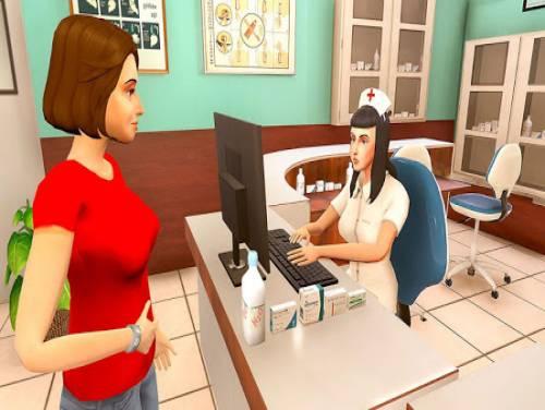 virtual mamá bebé cuidado encinta mami juegos: Trama del Gioco