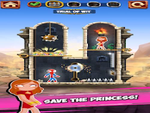 Save the Princess - Pin Pull & Rescue Game: Trama del Gioco