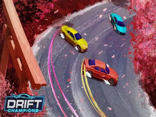 Drift Champions: Trama del Gioco