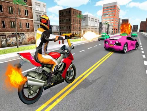 Biker Gang: Highway Death Moto 3D- Bike Race Game: Trama del Gioco
