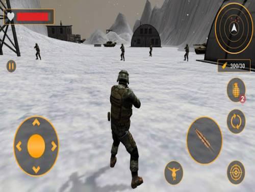 American Soldier TPS Game: Shooting Games 2020: Trama del Gioco