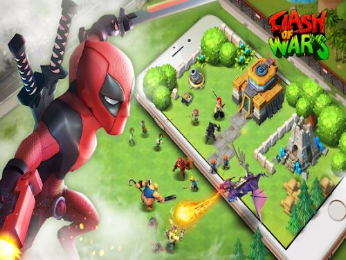Clash of Wars Mobile Lol: Wild Rift - Hero Battle: Trama del Gioco
