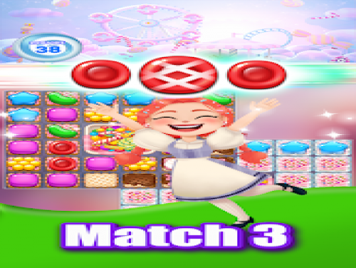 Candy Go Round - #1 Free Candy Puzzle Match 3 Game: Trama del Gioco