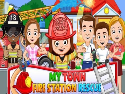 My Town : Fire station Rescue: Trama del Gioco