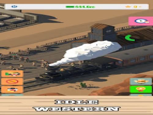Simulatore Idle Wild West 3d: Trama del Gioco