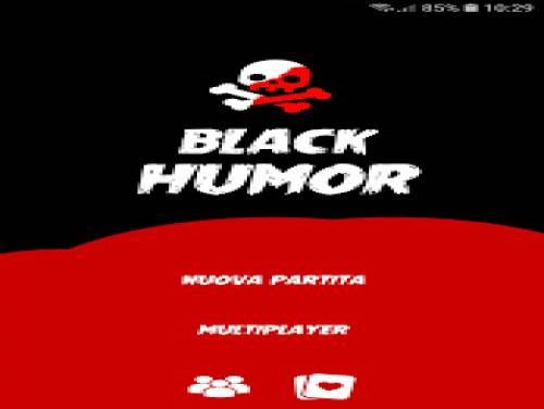 Black Humor 2: Videospiele Grundstück