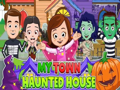 My Town : Haunted House (la casa stregata): Trama del Gioco