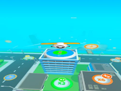 Sky Glider 3D: Trama del Gioco