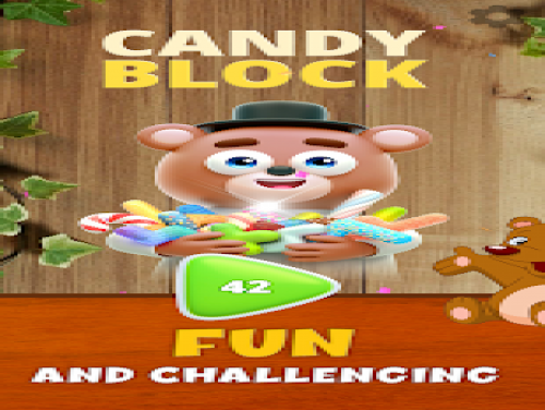 Candy Block Puzzle: Trama del Gioco