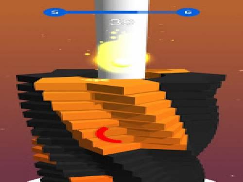 Drop Stack Ball 3D - Fall Helix Color Blast Crash: Trama del Gioco